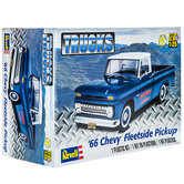 '66 Chevy Fleetside Pickup Model Kit